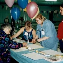 Image of Mother's Day Out Spa at the Woodburn Aquatic Center 2002 - 2016FIC2948