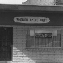 Image of Woodburn Justice Court 141 Front St. 1979