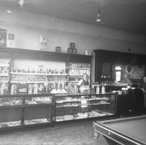 Image of Billiards Hall and Confectionary - 2016FIC3002