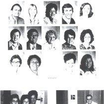 Image of Nellie Muir School Staff 1973 - 2016FIC3034