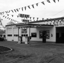Image of Rehm Brothers Service Station N Pacific Highway 1959 - 2016FIC3446