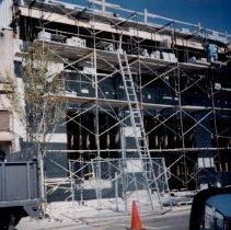 Image of Salud, Association Building under reconstruction - 2016FIC3485
