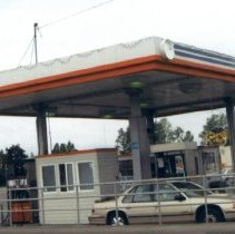 Image of Save Time Gas Station 2221 N Pacific Highway in 2008 - 2016FIC3503