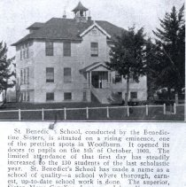 Image of St. Benedict's School with article  - 2016FIC3564