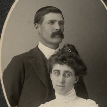 Image of Bessie Stanton and husband  - 2016FIC3776