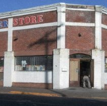 Image of Super Store 397 Front Street in 2005 and 2014 - 2016FIC3838