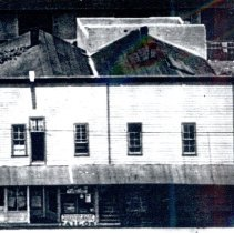 Image of Tailor Shop and Secondhand Store 141 and 151 Front Street before 1914 - 2016FIC3881