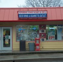 Image of Sunrise Food Mart and Deli 695 Settlemier Ave. in 2015 - 2016FIC3892