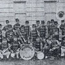 Image of Woodburn Band 1934