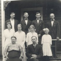 Image of Unidentified Family 16  - 2016FIC4237