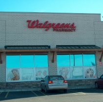 Image of Walgreens Pharmacy 1000 Evergreen Road in 2015 - 2016FIC4317