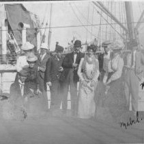 Image of Shipmates on Hawaii cruise 1907 - 2016FIC4437