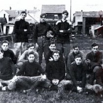 Image of WHS football team 1912 - 2016FIC4442
