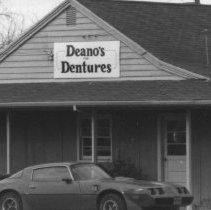 Image of Deano's for Dentures 1141 N Pacific Highway in 1979 - 2016FIC4450
