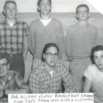 Image of Club Cafe team 1957