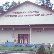 Image of Woodburn Spanish Seventh-Day Aventist Church 782 Willow Avenue  - 2016FIC4513
