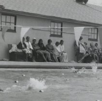 Image of Outdoor Pool 1970s