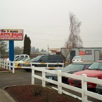 Image of 7 Rios Auto Sales 285 S Pacific Highway in 2002 - 2016FIC4612