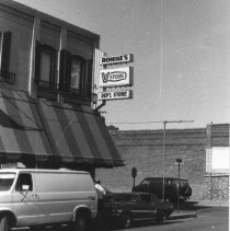 Image of Romine's Department Store 479 Front Street in 1979 - 2016FIC4653