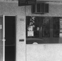 Image of Tours and Travel 533 Front Street in 1979 - 2016FIC4668