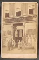 Image of Solomon Schwab Clothing Store, Lincoln, Nebraska