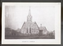 Image of Grace Methodist Episcopal Church, Lincoln, Nebraska