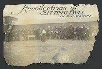 Image of Sitting Bull Speaking