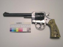 Image of 10259-6 - Revolver, Cartridge, Harrington and Richardson Arms Company, Side Kick Model