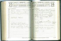 Image of RG4121.AM.S2.F3 Diary1950 Sep 26