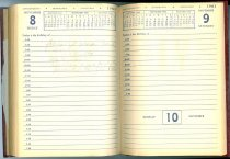 Image of RG4121.AM.S2.F19 Diary 1963 Nov 9, NSHS archives