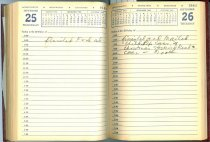 Image of RG4121.AM.S2.F19 Diary 1963 Sep 26, NSHS archives