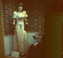 Image of RG4121.AM.S5.F169.Hall.St.Wedding.Mannequen, NSHS Archives