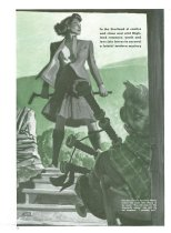 Image of 10645-171-(A) - Clipping, Magazine; Article; John Falter; Offset Lithograph; Cosmopolitan