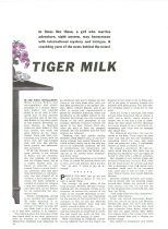 Image of 10645-177-(A) - Clipping, Magazine; Article; John Falter; Offset Lithograph; Cosmopolitan