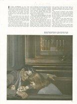 Image of 10645-179-(B) - Clipping, Magazine; Article; John Falter; Offset Lithograph; Cosmopolitan
