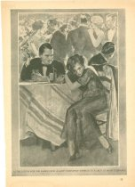 Image of 10645-199 - Clipping, Magazine; Article; John Falter; Offset Lithograph; Liberty