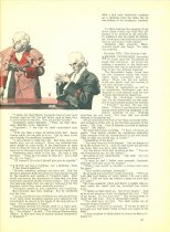 Image of 10645-205-(B) - Clipping, Magazine; Article; John Falter; Offset Lithograph; Liberty