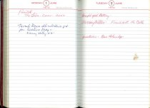Image of RG4121.AM.S2.F27 Diary 1970 Jun 2, NSHS Archives