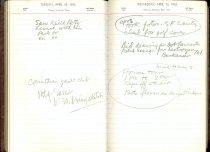 Image of RG4121.AM.S2.F10 Diary 1955 Apr 13