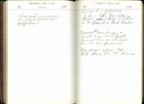 Image of RG4121.AM.S2.F10 Diary 1955 Jun 2