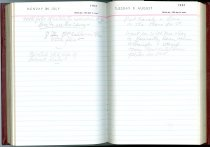 Image of RG4121.AM.S2.F17 Diary 1961 Aug 1, NSHS Archives