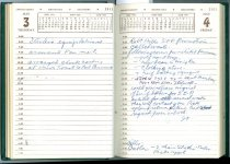 Image of RG4121.AM.S2.F4 Diary1951 May 4
