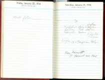 Image of RG4121.AM.S2.F11 Diary 1956 Jan 21, NSHS Archives