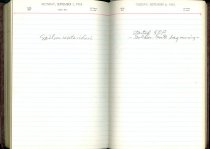Image of RG4121.AM.S2.F10 Diary 1955 Sep 6