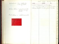 Image of RG4121.AM.S2.F10 Diary 1955 First Page
