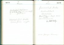 Image of RG4121.AM.S2.F13 Diary 1957 Apr 26, NSHS Archives