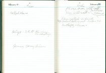 Image of RG4121.AM.S2.F13 Diary 1957 Feb 20, NSHS Archives