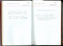 Image of RG4121.AM.S2.F16 Diary 1960 Mar 25, NSHS Archives