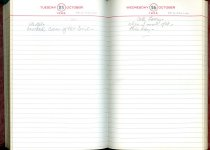 Image of RG4121.AM.S2.F23 Diary 1966 Oct 26, NSHS archives