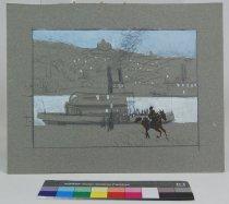 Image of 10645-2528 - Drawing; John Falter; Graphite, Tempera